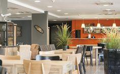 Park&Suites Elégance Le Bourget Blanc Mesnil*** -  Restaurant #lebourget #apparthotel #hotel  #restaurant www.parkandsuites.com/fr/appart-hotel-le-bourget-blanc-mesnil