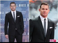 American actor Channing Tatum touched down in Germany for the Berlin premiere of White House Down wearing a dark two-button Dolce & Gabbana suit.   More pics > http://www.thecelebarchive.net/ca/gallery.asp?folder=/channing%20tatum/