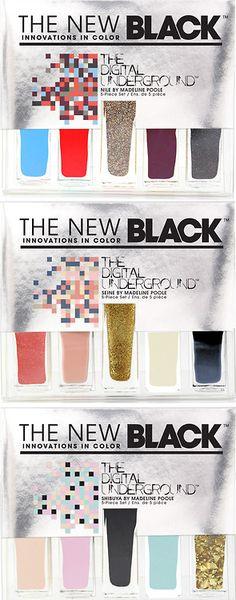 Madeline Poole & The New Black. $24.00/kit