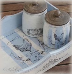 Diy Home Crafts, Diy Crafts To Sell, Handmade Gifts For Friends, Wood Ornaments, Photo Craft, Vintage Shabby Chic, Painting On Wood, Wood Paintings, Bottle Art