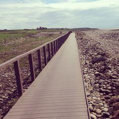 Coastal path Wales