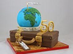 Reise Travel Cake Torte