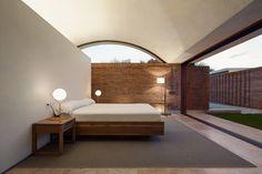 Un dormitorio zen