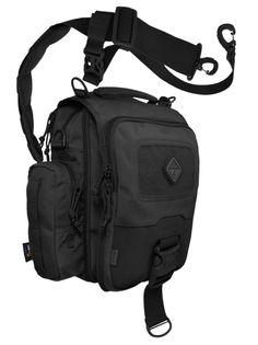 Hazard 4® California - Kato™ iPad/Tablet Mini-Messenger Bag w/ MOLLE - Military, Law Enforcement, Rescue, Pro Photography, Hardcore Travel | Messenger/Computer/Shoulder Bag