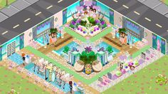 My store(vanity) in Fashion Story app game. Game App, Fashion Story, Store Design, Fashion Sketches, Game Design, Bakery, Vanity, Decor Ideas, Restaurant
