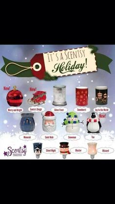 Scentsy has warmers for every occasion. Which one will you choose? sheripresswood.scentsy.ca