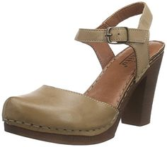 Manitu 920216 Damen Geschlossene Sandalen mit Keilabsatz - http://on-line-kaufen.de/manitu/manitu-920216-damen-geschlossene-sandalen-mit