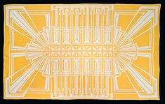 Peter Behrens - tablecloth, 1905