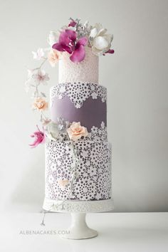 #2 Cake Inspired by Enchanted Garden - Cake by Albena