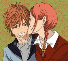 Originally finished Otani and Risa from the wonderful anime/manga Lovely Complex (also known as LoveCom) just in . Lovely Complex-Kiss For Otani Lovely Complex Anime, Deviantart, Manga, Kiss, Anime Love Couple, Manga Anime, Manga Comics, Kisses, Manga Art