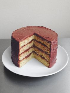 Layer cake (Grain and Nut-free) | Studio Snacks