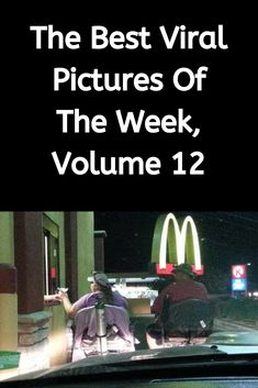 The new cool thing, a crazy old man, Ronald McDonald from hell, and other amazing pictures in Volume 12 of the best viral pictures of the week. Pictures Of The Week, Cool Pictures, Craft App, Funny Jokes, Hilarious, Viral Trend, Fun Facts, The Past, The Incredibles