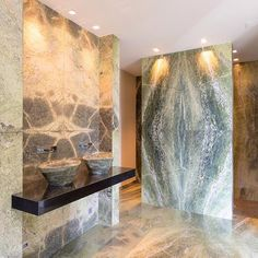 ...or take a shower in this bathroom? 😀