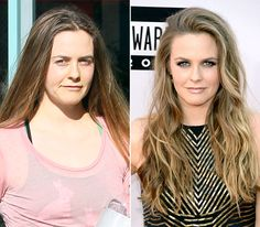 Alicia Silverstone Photo - Stars Without Makeup - Us Weekly