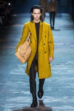 Male Fashion Trends: Berluti Fall-Winter 2017 - Paris Fashion Week