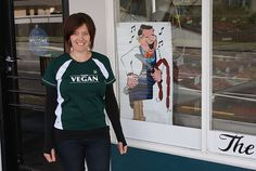 World Vegan Day butcher - Svetový deň Vegan - Wikipedia