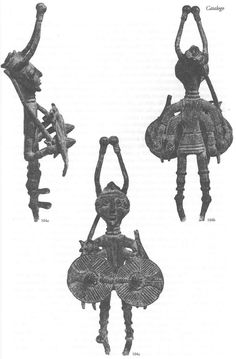 Guerrieri nuragici. Da Abini-Teti, museo di Cagliari.