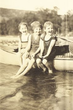 vintagesonia:  Summer, 1930's
