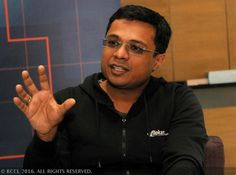Binny & I discussed getting an outside CEO: Sachin Bansal - The Economic Times