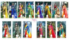 *Catalog:*  ANANYA Vol 2 *Brand:* Liberty Lifestyle *Product:* Designer Printed Georgette Saree  https://www.facebook.com/libertylifestylesurat/posts/1069074486529685  *FOR Orders / Inquiry / Whats App:* +91 9726300063  *Email:* libertylifestyle.online@gmail.com