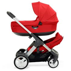 Stokke Crusi is an award winning double pram!