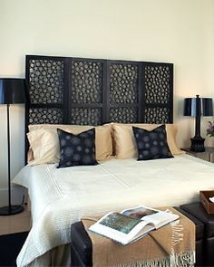 Home Decor Photos from The Nest: Hot Headboard