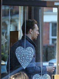 #ValentinesDay #TomHiddleston. (From Torrilla)