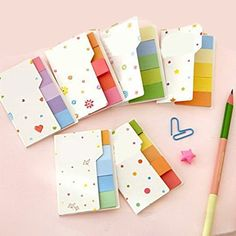 amazing-trading(TM) Sticker Post It Bookmark Marker Flags Index Tab Sticky Notes