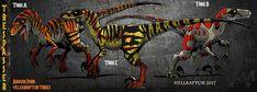 Jurassic Park: Trespasser Raptors (updated!! ) by Hellraptor.deviantart.com on @DeviantArt