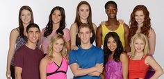 The next step season2 Michelle Emily James Riley Eldon Stephanie gisille Thalia and Chloe