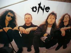 MetallicA - One Poster