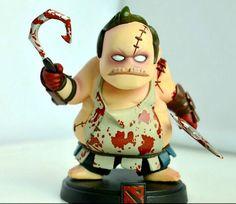 DOTA 2 Game Figures Pudge Dolls Action Figures Collection Dota 2 Toys //Price: $US $9.63 & FREE Shipping //     #toyz24