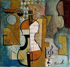 cubist-painting-violin-ologeanu