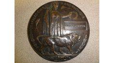 WW1 Commemorative Medal