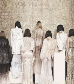 givenchy haute couture autumn/winter 2010-2011