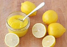 Lemon Jam, Fresh Lemon Juice, Lemon Desserts, Delicious Desserts, Yummy Food, Macaroons, Blueberry Crepes, Crepes Filling, Lemon Curd Recipe