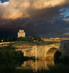 Spain. Salamanca (Castilla y León) - Ciudad Rodrigo