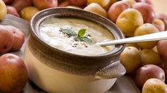 Baked Potato Soup - Grandparents.com