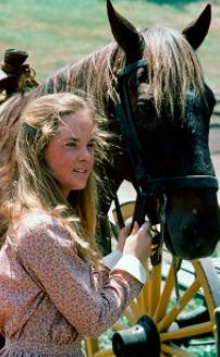 """""""Little House On The Prairie"""" - Mary Ingalls (Melissa Sue Anderson)"""