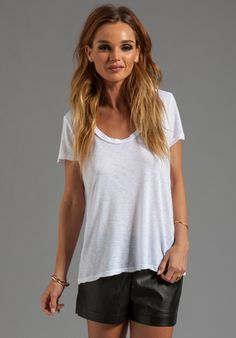 perfect white tee - i  live in these :-)