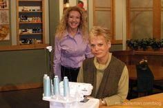 Nancy Zieman Pam Mahshie how to use a serger sewing machine