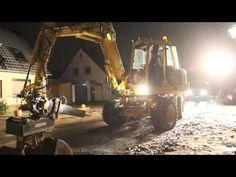 Nächtlicher Einsatz Wasserrohrbruch   Top24News Portal