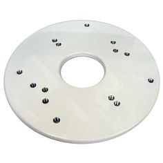Edson Vision Series Mounting Plate - ACR RCL-100, RCL-50 - https://www.boatpartsforless.com/shop/edson-vision-series-mounting-plate-acr-rcl-100-rcl-50/