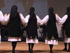 Χοροί Θεσπρωτίας (Παραμυθιά): Τσιτομήτρος ή Μήτραινα - YouTube