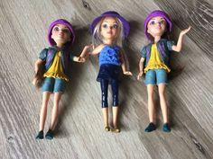 HAPPY MEAL Toy LIV Mini Doll SpinMaster McDonald's Cake Topper Dolls Lot 3  | eBay