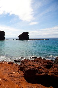 A beginner's guide to Hawaii's Maui, Lanai, and Molokai.