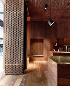 architags:Kerstin Thompson Architects. Aesop Store at Melbourne... | Décoration de la maison
