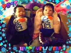 welcome home Tina & Tony the presley twins
