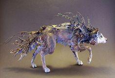 Fantasy Clay Creatures by Ellen Jewett