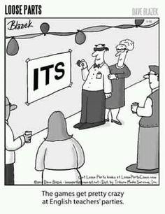 For English Teachers Everywhere...